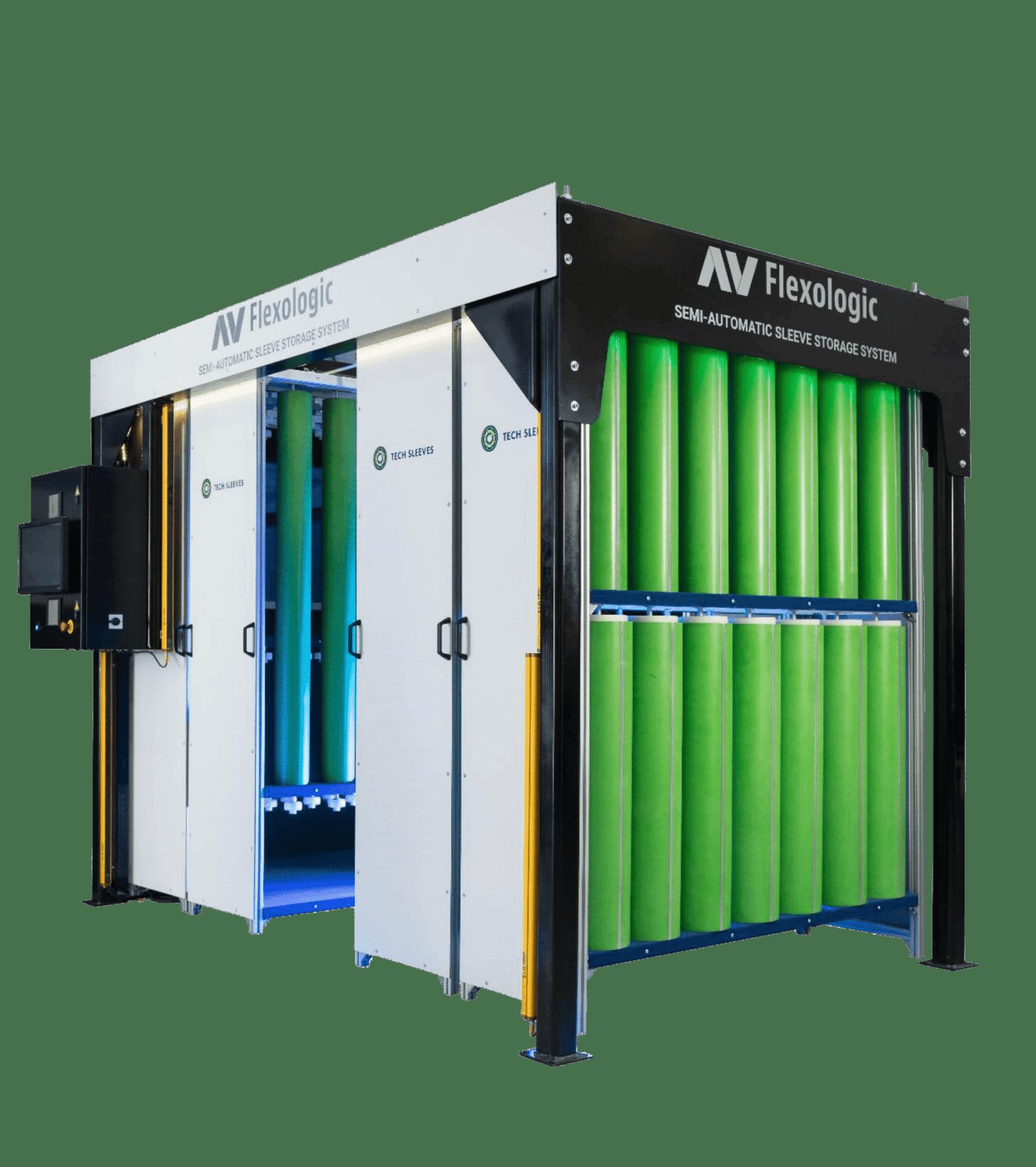 Sleeve Storage System